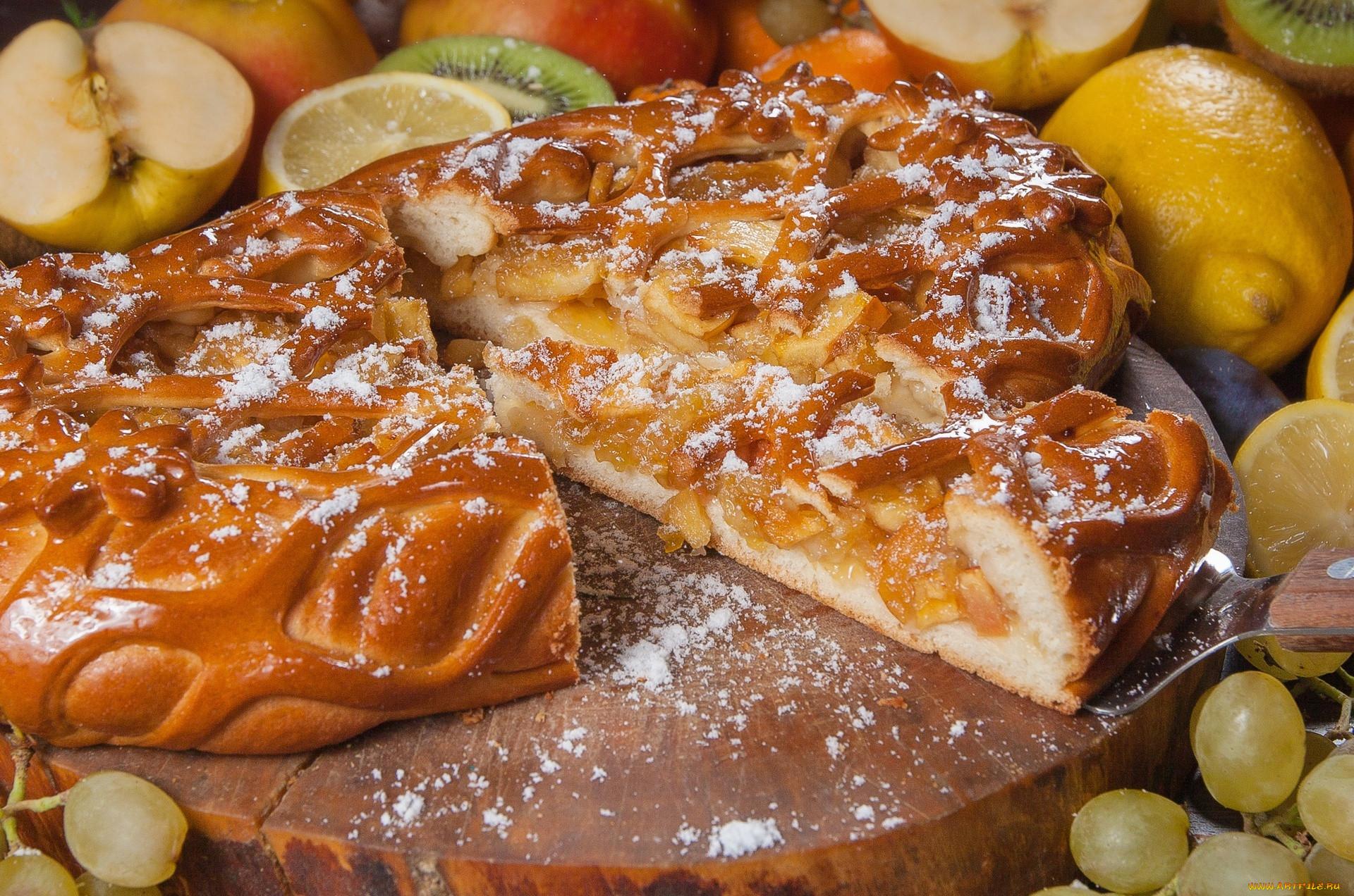 тех, пироги с яблоками с картинками студии вас приятно